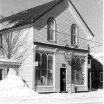 Banks General Store was operated by Don and Jacquie Banks from 1978 to 1995. The building itself dates back to approximately 1880 and was formerly the home Frederick Freeman's store. Today the building houses the Heritage House Café.